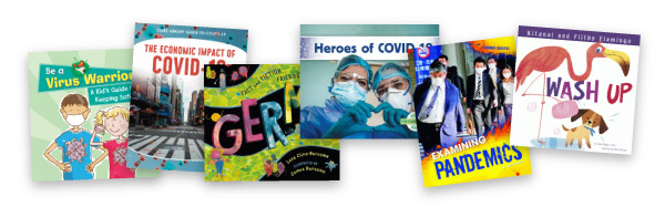 COVID-19 Related Titles