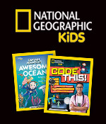 National Geographic Kids ad