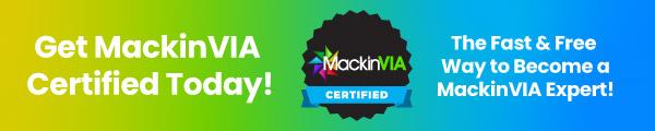 Get MackinVIA Certified Today! The Fast Way to Become a MackinVIA Expert.